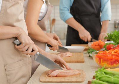 Home Kitchen Knife Sharpening Bellingham